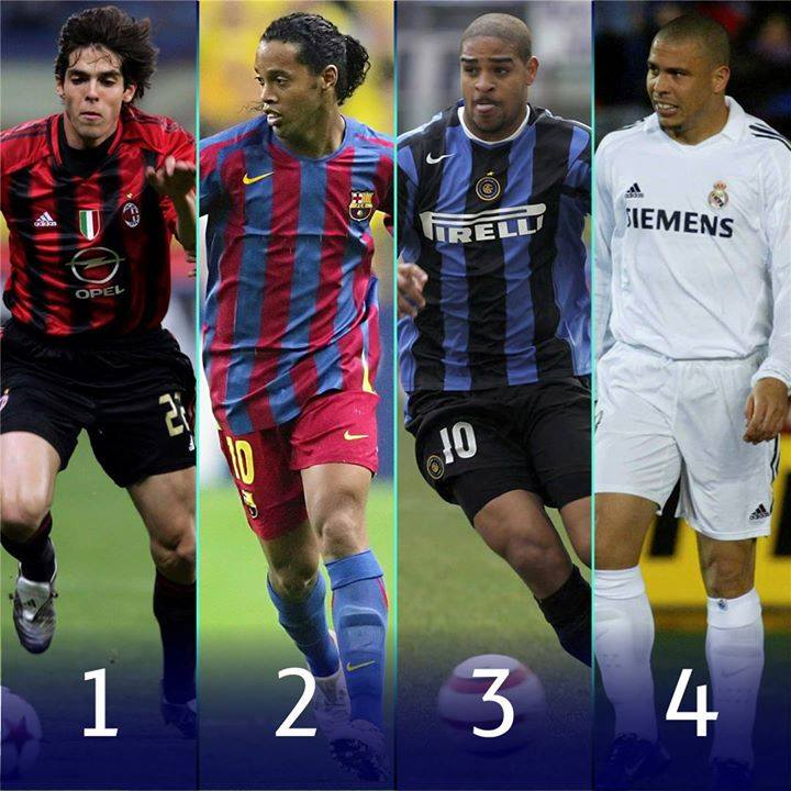 🇧🇷 ¿Cuál de estos jugadores te ha impresionado más? 🤯  #UCL