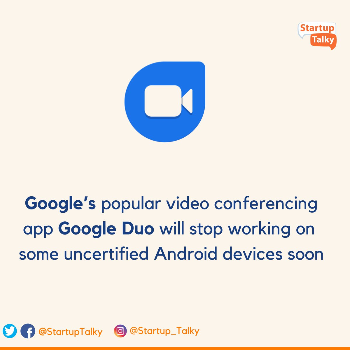 An uncertified Android device is one that does not follow Google certification process and does not have Google G suite apps pre-installed on it. Google Messages will also stop working on uncertified Android devices.  #googleduo #uncertified #android #shutdown