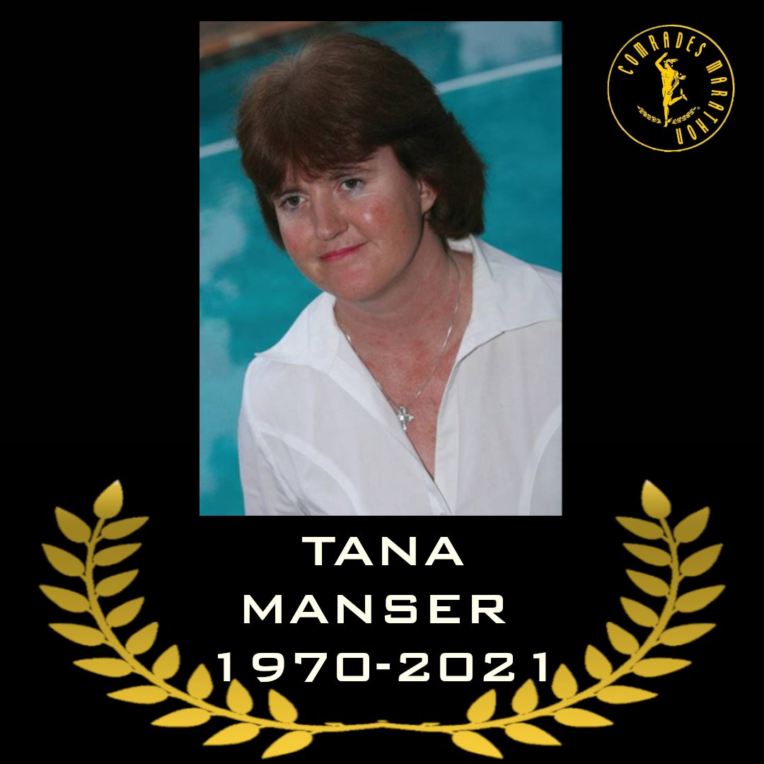 Obituary: Tana Manser The CMA is saddened by the passing of Tana Manser. Manser volunteered diligently at the Comrades Medical Facility for 20 years. She was committed to serving every athlete who ended up in the Medical Tent on race day. Link to obituary: https://t.co/Qmpv91Jc3o https://t.co/MbQomAfEcr