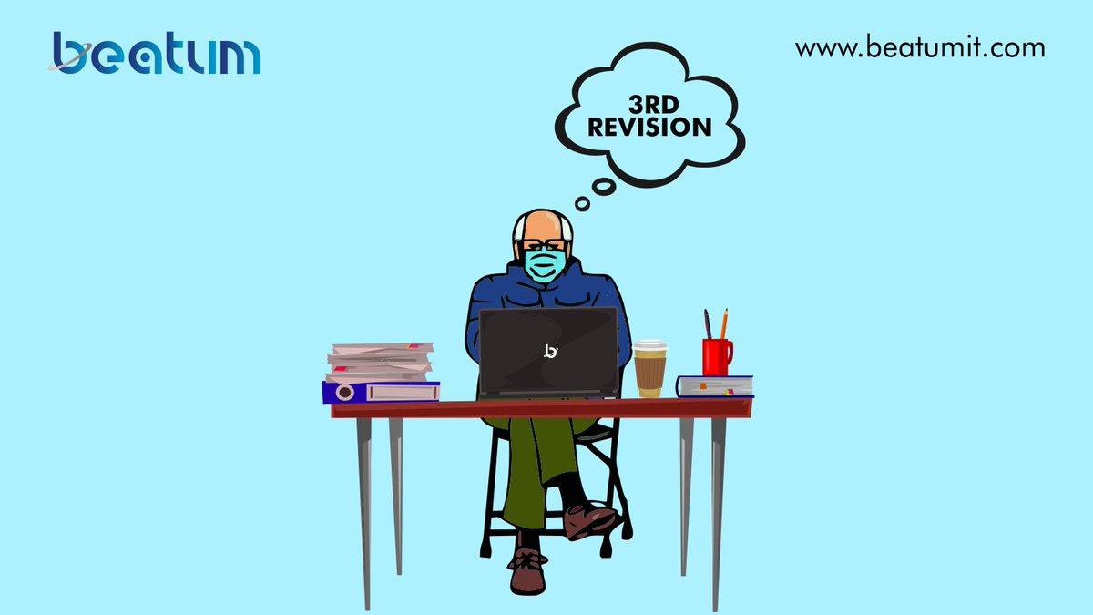 Waiting⏳ for approval after 3rd revision be like! @SenSanders  #BeatumITSolutions #berniememes #BernieSanders #digitalmarketingservices #graphicdesignservices  #webdesigner #webdevelopment #Approval #revision