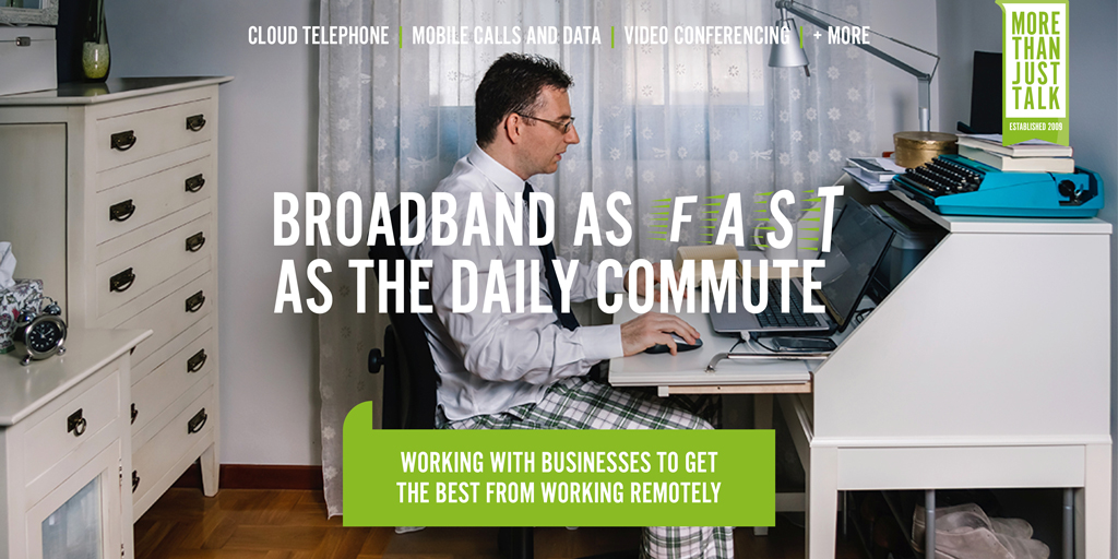 Nearly half of #homeworkers have complained of slow #broadband. Is this you?  Speak to us about our #business grade #broadband solutions with unlimited usage and rolling 30day contract terms. #wfh #remoteworking #fibrefriday