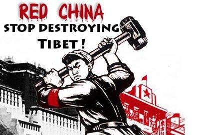 @sunxiaochuan284 @Ichnaie No one believes your constant Barrage of lies about #Tibet just give it up. Shameless like bot behaviour, subhuman.  #FreeTibet #FreeHK #XiJinping #COVID19 #ChineseVirus #CoronaRevolution #UN #WHO #EU #HoldChinaAccountable #BoycottSinovac #BoycottSinopharm #ChinaLiedPeopleDied