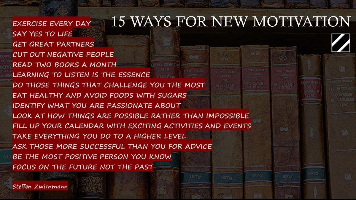 15 WAYS FOR NEW MOTIVATION    #Motivation,#goals,#ziele,#StayAtHome,#Focus