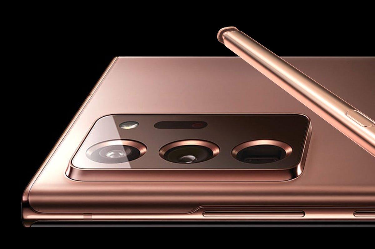 Samsung pourrait mettre fin à sa gamme Galaxy Note dès cette année  #GalaxyNote20 #Samsung
