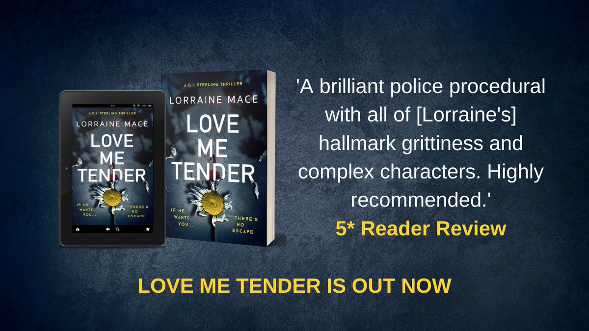 Readers are loving @lomaces LOVE ME TENDER! Have you got your copy yet? smarturl.it/LoveMeTender_LM