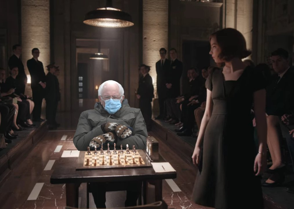 Replying to @ChessNetwork: Checkmate