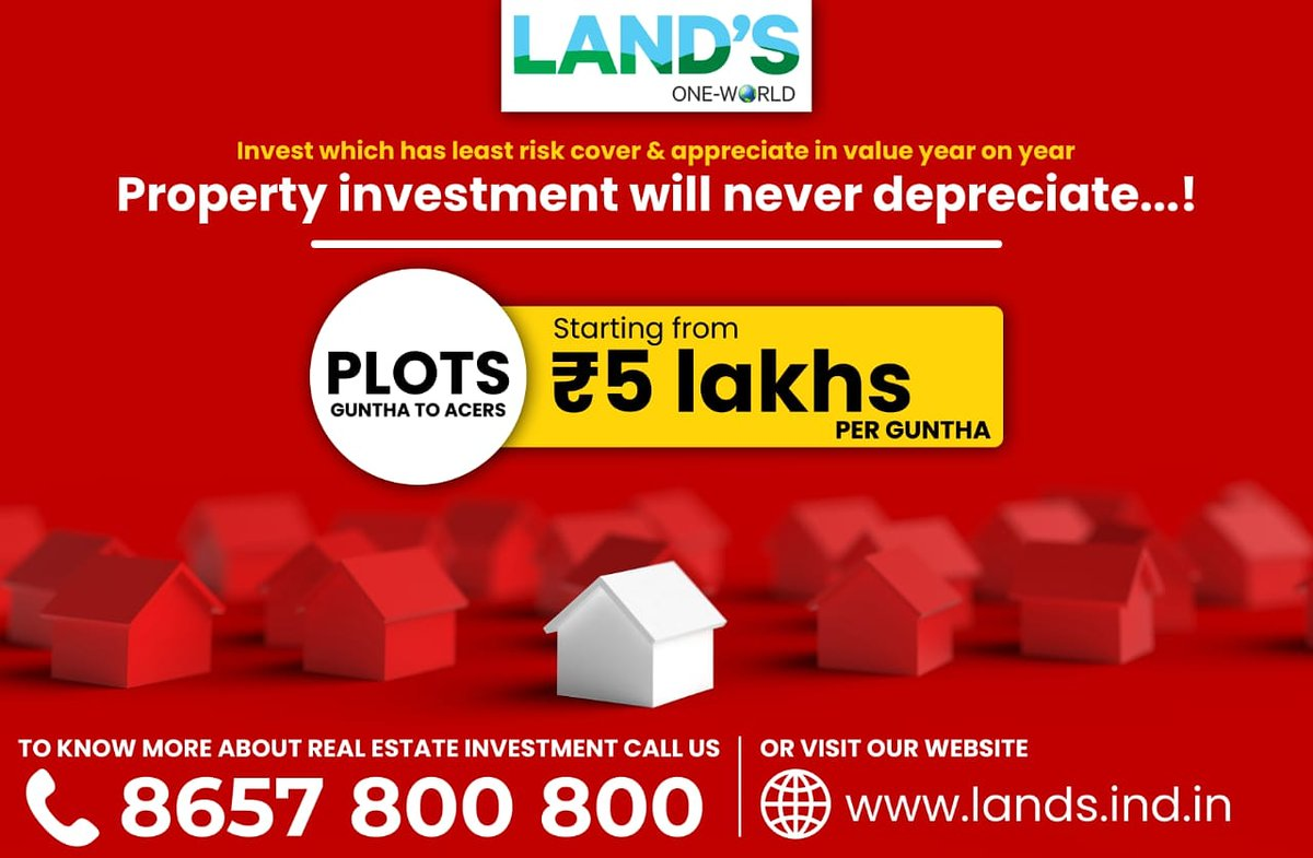 More space for your family in less money from you. . . To know more call on 8657800800 Or visit   #realestate #festiveseason #bookplots #haveadreamliving  #livelifetothefullest  #reallifeinvestment