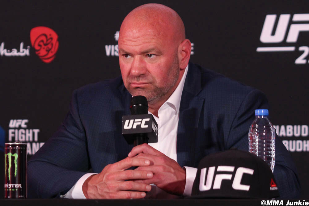 Dana White targets illegal streaming suspect before UFC 257, working with feds on bust   #UFCvegas14 #UFC255 #UFCFightnight #MMA #UFC https://t.co/Nr1M7mdHZH