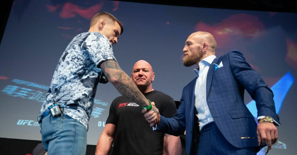 Tons of prop bets for UFC 257 headliner Conor McGregor vs. Dustin Poirier 2   #UFCvegas14 #UFC255 #UFCFightnight #MMA #UFC https://t.co/JvoI4XSnlq