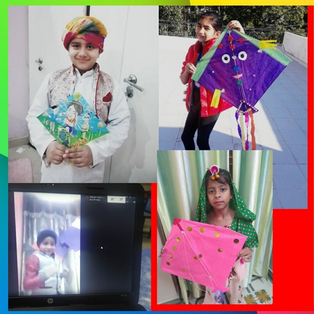 Popcorn ki khushbu, mungfali ki bahar, Lohri ka tyohar aane ko tayar, Thodi si masti, thoda sa pyar, Happy Lohri, oh mere yaar!🔥🙏  Here, sharing some beautiful glimpses of our students celebrating Lohri with great pomp and show😍  #LohriCelebration #HappyLohri #FestivalOfJoy https://t.co/u5oo7b7aDb