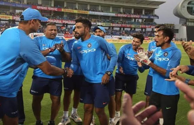 Find of the tour for shoring up the bowling attack the way he did - Mohd Siraj. He fought through personal loss, racial remarks and channelised them to find home in the team huddle 🇮🇳