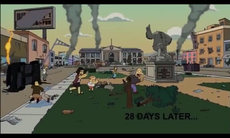 Fr, at this point in time its like every episode of The Simpsons is prophecy. They even predicted a zombie apocalypse. #CriticalRoleSpoilers #AESOCON #Verzuz