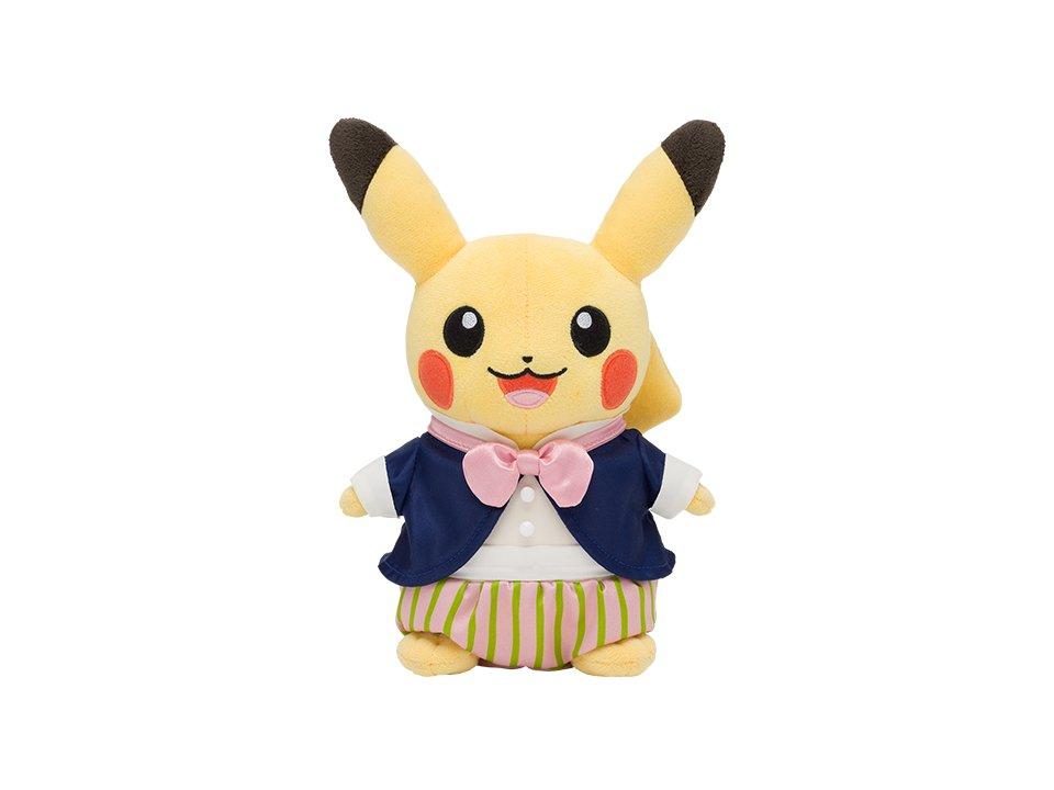 Nueva colección de merchandising de Pokémon Mysterious Tea Party anunciada en Japón (2 de 2):