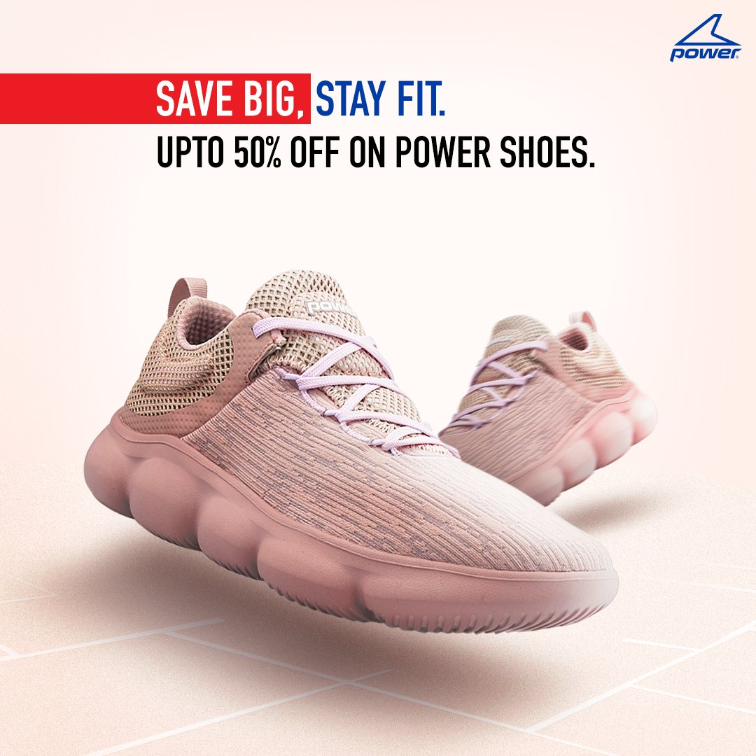 Real sports don't wear ordinary footwear. Add more power to your gear with Bata Power shoes at up to 50% off. Pick up your favorites from  or any of our Bata stores before they are sold out. #BataEndOfSeasonSale#EndOfSeasonSale#Eoss#LatestStyles#ShopNow
