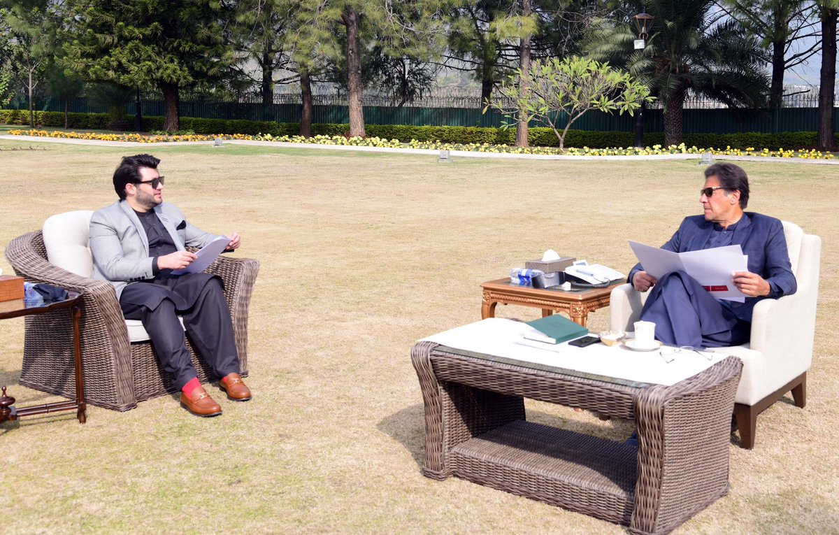 MORE FDI TO PAKISTAN. @ImranKhanPTI
