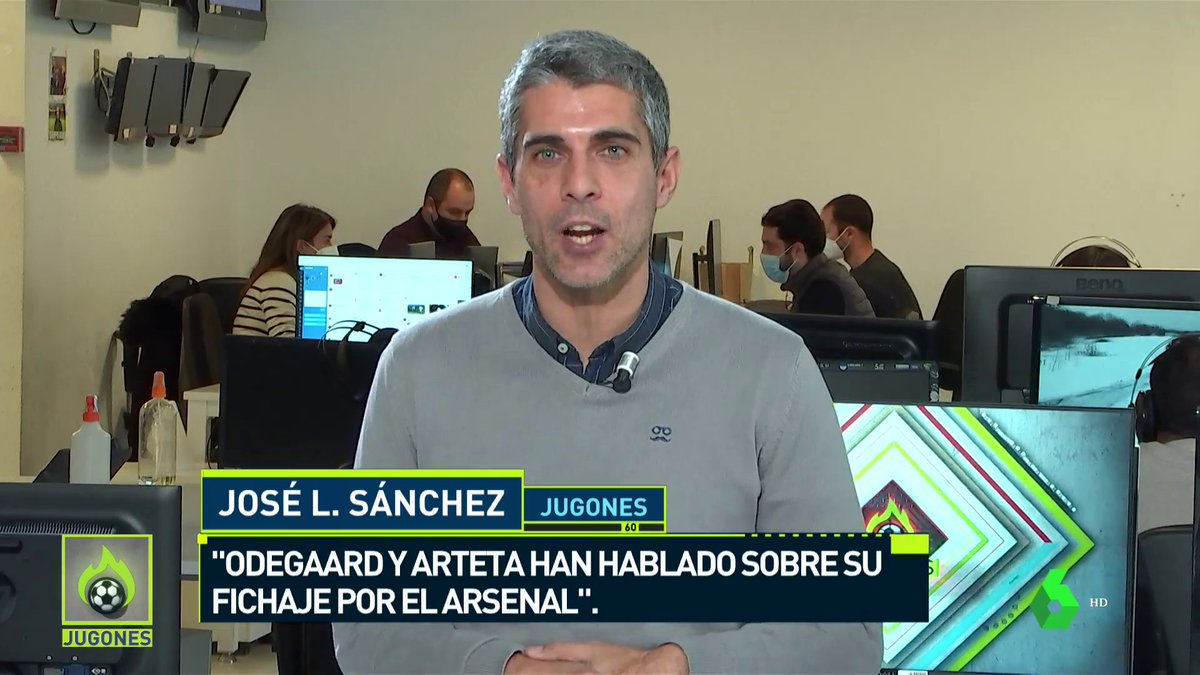 Replying to @RM4Arab: خوسيه لويس سانشيز (خوغونيس): أوديغارد يقترب كثيرًا من أرسنال، لقد أجرى محادثة مع أرتيتا.