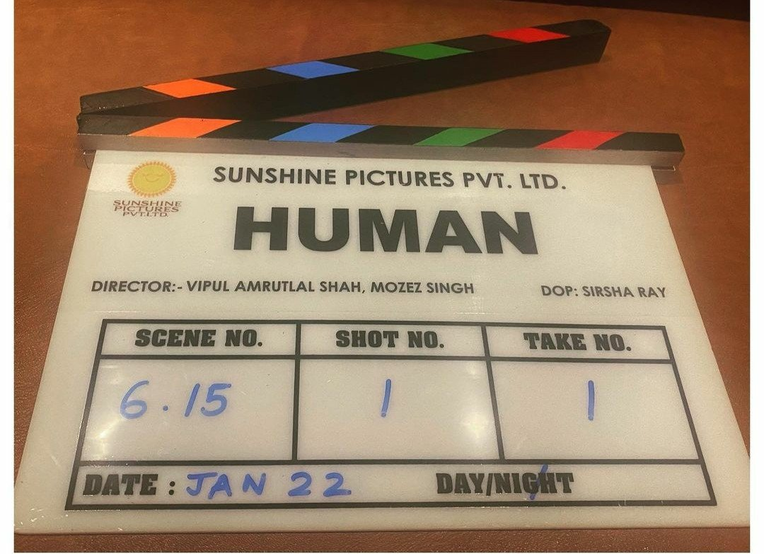 Co-wrote the series with my most favourite @MozezSingh who directs it with Vipul Shah. Two years culminating into this! With a TOP NOTCH cast of @ShefaliShah_  @IamKirtiKulhari  Only for @DisneyplusHSVIP  Thank you @madhoknikhil @richietaneja  for being forces of strength! #HUMAN