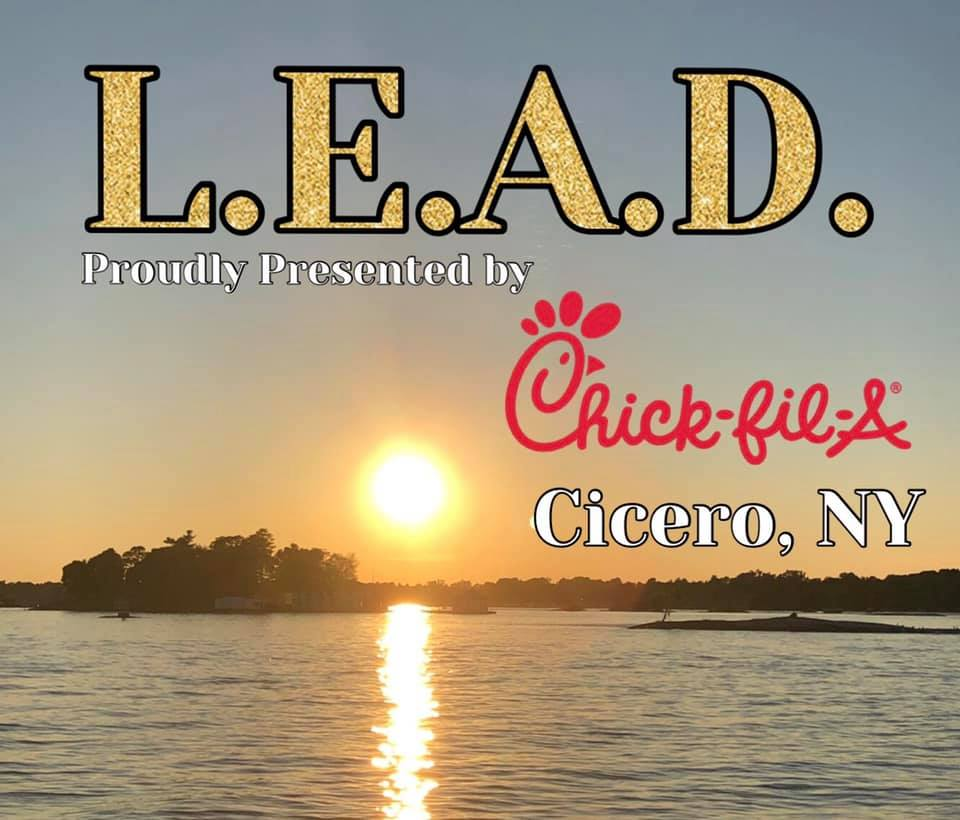 """""""LEAD: Learn, Evolve, Ad-lib, & Deliver"""" featuring  @CuseWBB alum Juanita Ward(@Hoopa1532), Presented by Chick-fil-A Cicero, centers this week on """"Being 1 Phone Call Away"""" LIVE NOW: , , &"""
