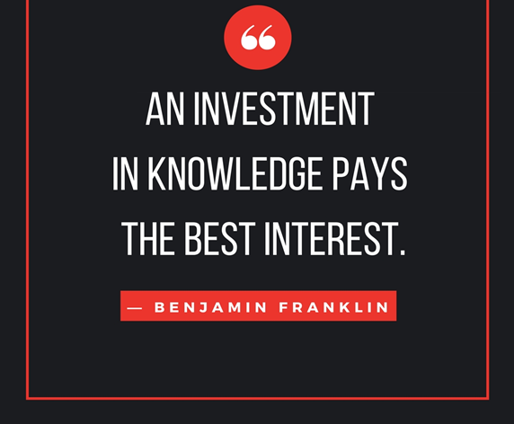 An #Investment In Knowledge Pays The Best #Interest.  - Benjamin Franklin  Visit:  Telegram:   #Valuemulticaps #BenjaminFranklin #stocks #stockmarket #equity #equitymarket #investment #nifty #money #finance #sharemarket #investors