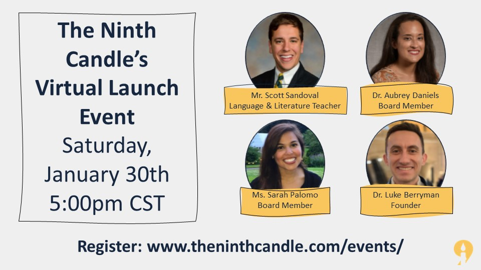🗣 Registration for our virtual launch event is open!  Join us online on Jan. 30th, 5:00pm CST, to learn more about our mission to end #antisemitism by sharing knowledge!  Register👉 https://t.co/AbiRynYmYc  #Nonprofits #holocausteducation #antisemitism #educationmatters https://t.co/rvuv30bgxq