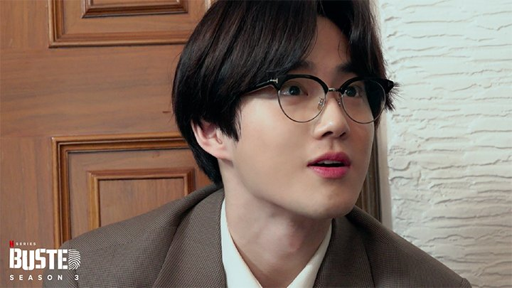 Replying to @Junmyarchive: 200122 Busted Netflix twitter update  #EXO #엑소 #SUHO #수호 @weareoneEXO