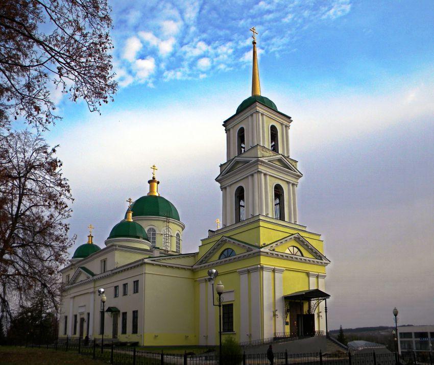 Собор Покрова Пресвятой Богородицы, г. Бирюч. https://t.co/H7fZdXH0Wp