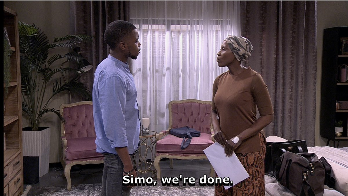 Uh-Oh! Grace wants a divorce. This can only mean she believes the stories about her gold-digging husband and Violetta, the Slay Queen. #TheStoryOfASlayQueen #etvScandal https://t.co/lwIBg1MiGt