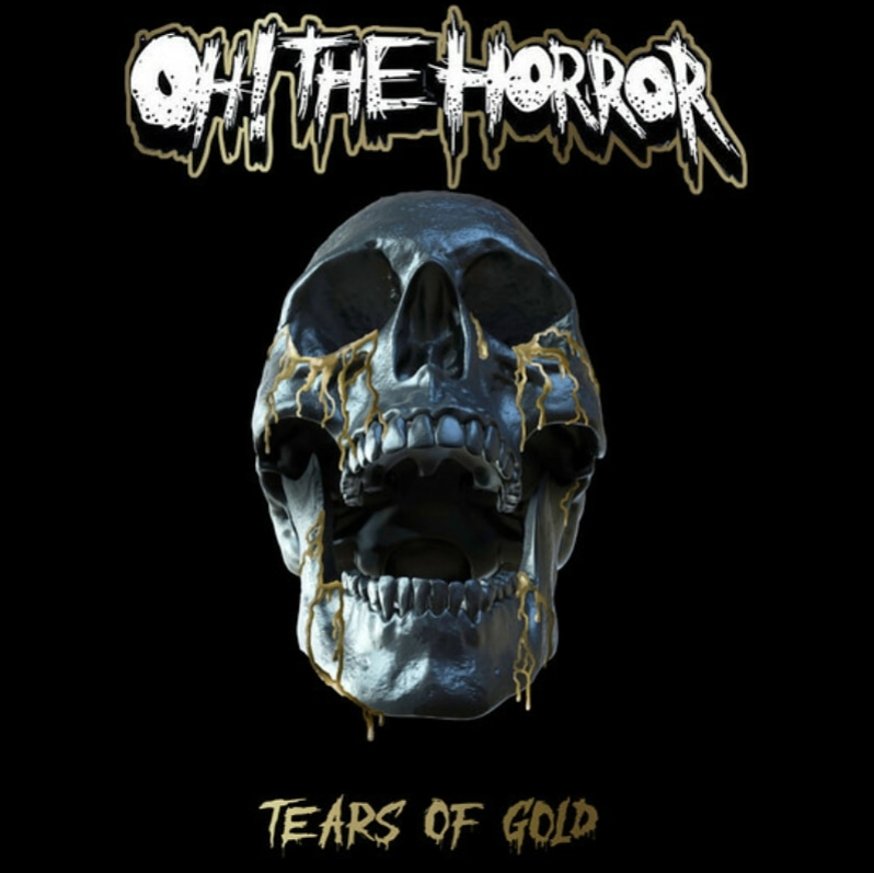 """AVAILABLE NOW! New track """"Tears Of Gold"""" from @Ohthehorror916 is 🔥🔥😍!!! There is a lyric video coming next week, but for now, click the link below and listen on your favorite digital platform.     #OhTheHorror #TearsOfGold #WelcomeToTheUnderground"""