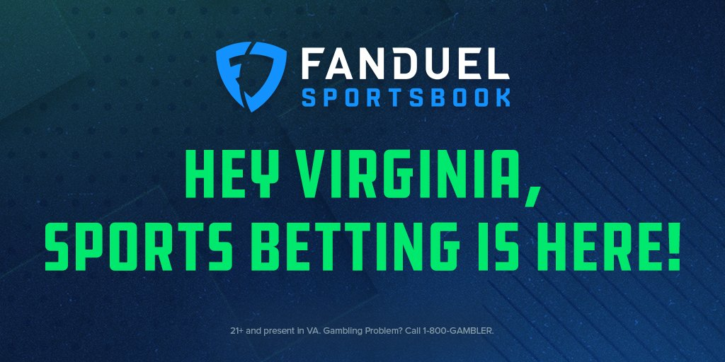 🚨 BIG NEWS 🚨  If you're in Virginia, you can now get in on the action with @FDSportsbook 💰  Download the app to get started 📲 Apple:  Android: