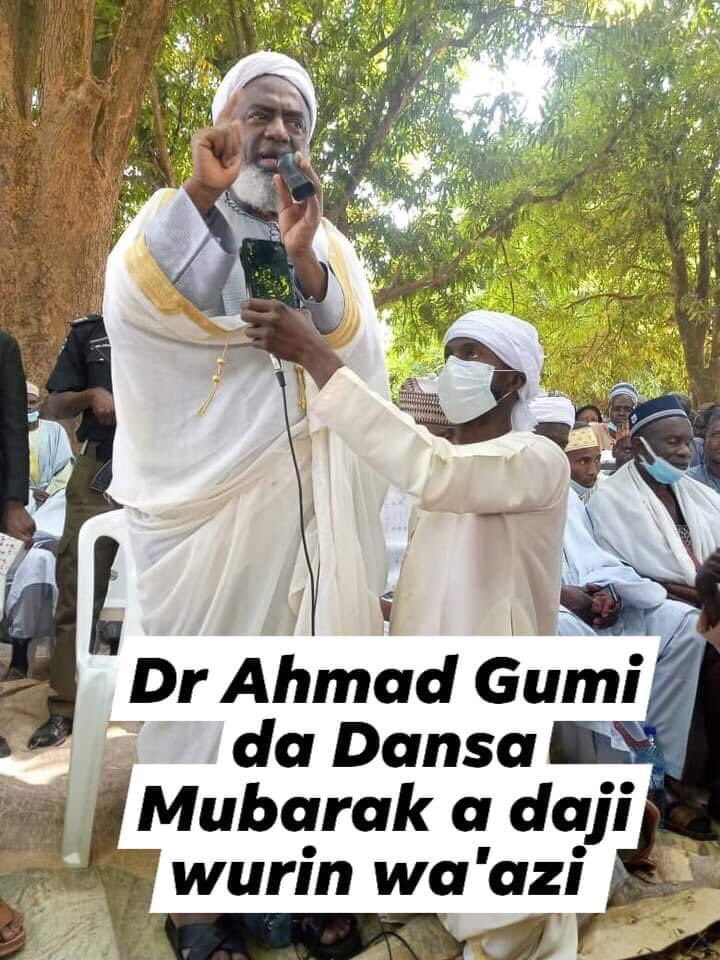 @Bulamacartoons @Waspapping_  @_hafsat_paki @omar_bilkisu @Flexiblexxx @BashirAhmaad @CaptJamyl @___FAREED @northern_blog @ArewaTwiter @KadariaAhmed @gimbakakanda @alijitaa @Abdulrahmanleme @abdul_bapullo let's come together and support the effort of Dr. @Ahmad_Gumi  #SecureNorth https://t.co/9h7Q76jLzS