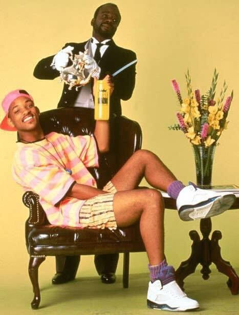 The Fresh Prince of Bel-Air promo picture #willsmith #freshprince #freshprinceofbelair #tvshow #tv #freshprincereunion
