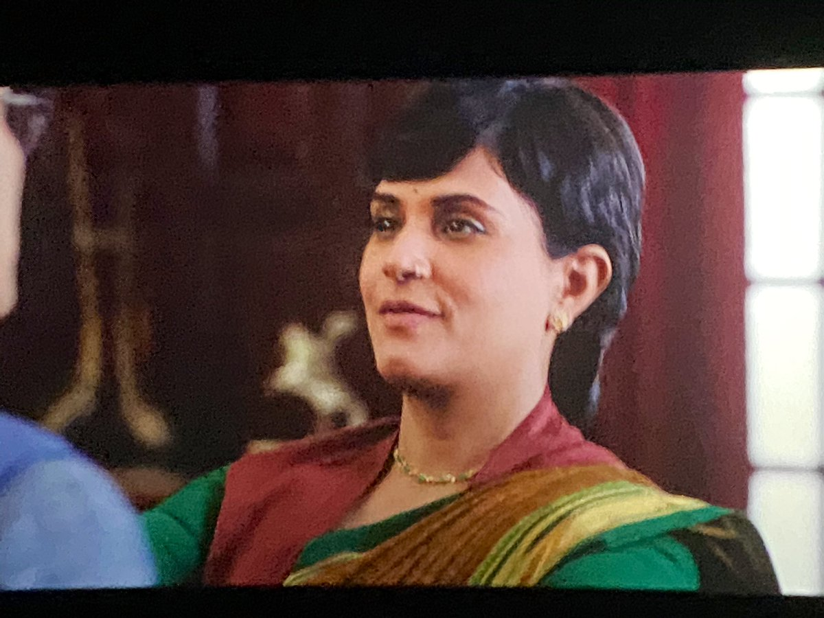 Just watched @RichaChadha's #MadamChiefMinister. Splendid performance by Richa. Great direction by @subkapoor . Must watch !   @dkh9