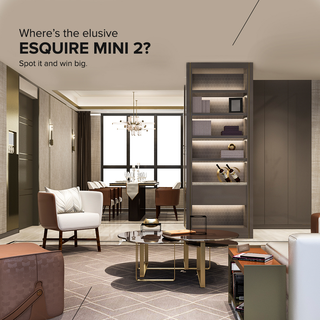 In a room so luxurious, where's the most beautiful item of them all?  Find the Esquire Mini 2.  Comment and tell us to win fabulous vouchers.   #HarmanKardon #LuxuryLifestyle #BeautifulSound #musiclover #luxuryliving #luxuryhomes #design #legacy