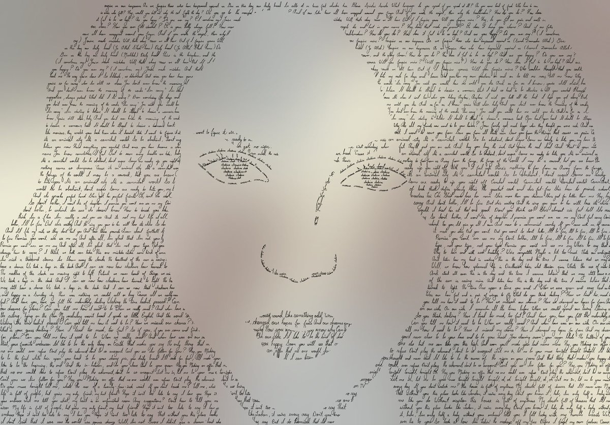 Replying to @Suleidys: My main girl @shakira made out of lyrics from her album Oral Fixation vol. 2