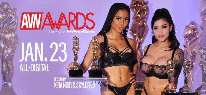Thank you for 2 AVN Nominations  👉Dorcel Airlines: Indecent Flight Attendants, Dorcel/Wicked; Alexis