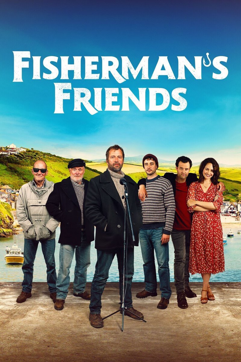@senorasantos   Have you watched this movie?  #seashanty  #cornwall #FishermansFriends