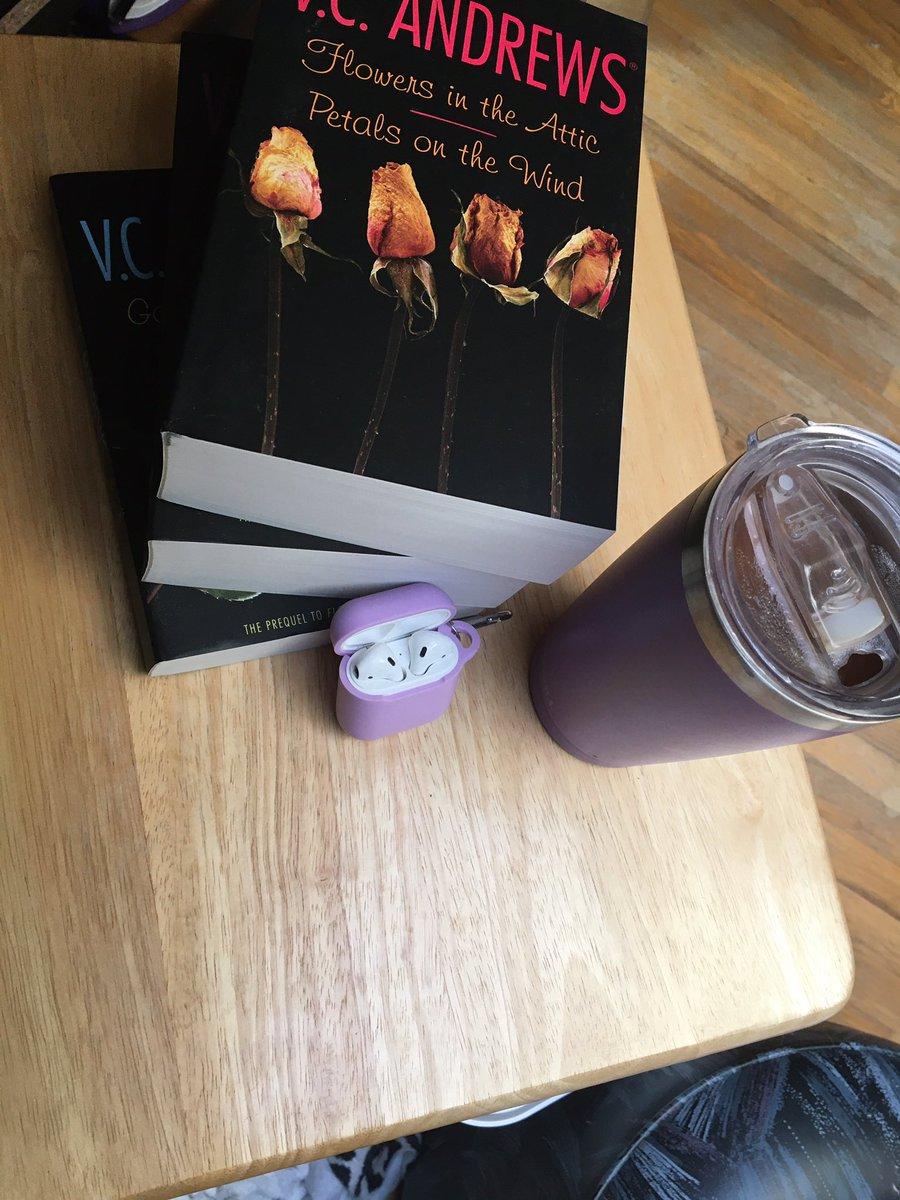 My morning routine:  Coffee ☕️ Books 📚  Music 🎧   #MorningRoutine #Bookworm