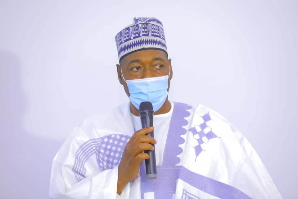 Replying to @GovBorno: .@ProfZulum Commissions Central Mosque, PHC in Biu..