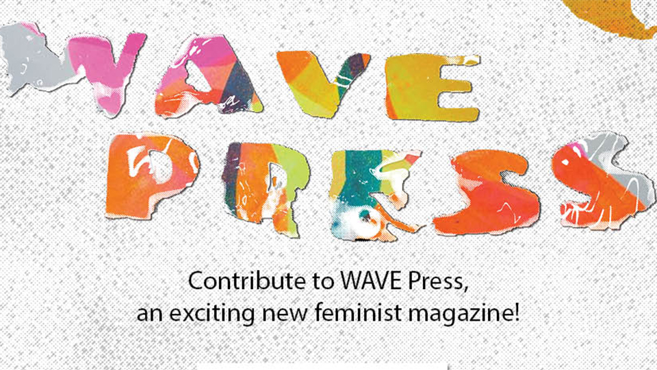 A group of students - in collaboration with @Lboro_Uni_Arts - are working on an exciting and creative magazine - Wave Press - to commemorate #InternationalWomensDay 2021.  Do you want to contribute content you are passionate about? Get in touch! 💜  Info: