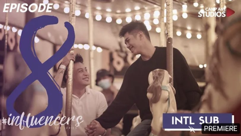 Influencers (2020) | Episode 8: Conscious Choice @campavestudios   9:00 PM tonight! 🇵🇭🏳️🌈👍🏼  #InfluencersTheSeriesFinale