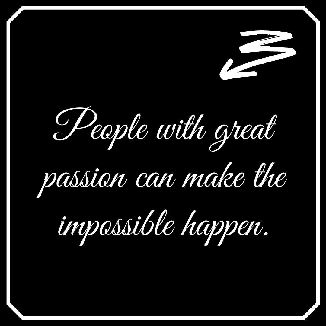 Nothing is as important as passion. No matter what you want to do with your life, be passionate.  #passion #bepassionate #bepassionateaboutwhatyoudo #dreams #hardwork #success #chaseyourpassion #feedyourpassion #passioniseverything #doitwithpassion #lionfishcybersecurity