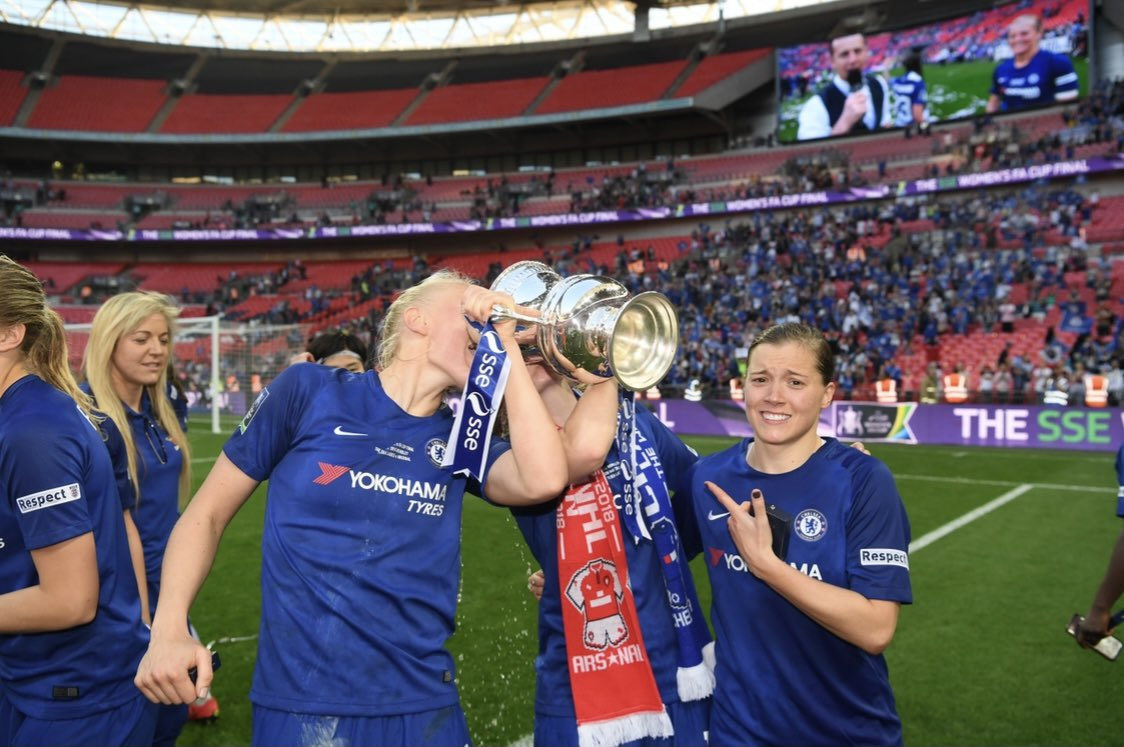 Good luck @MariaThorisdott, an amazing person and team mate. Go and smash your next journey.  Will miss you, and miss how easy you are to scare 👻 😅 💙💙