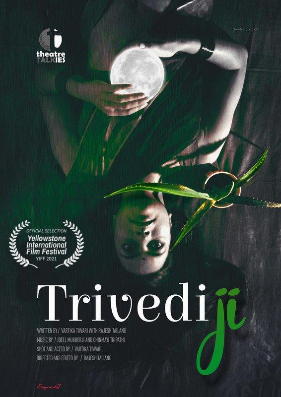 Great news 💥 #trivediji selected for #yellowstoneinternationalfilmfestival  @chhabs   @tt_twitting 😊🙏  #theatretalkies   #VartikaTiwari   #joellmukherjii  #Chinmayitripathi @vivek_saxenaa  @ARUN74941 @Artfilmworks @SACHIN_D9 #Sandysingh