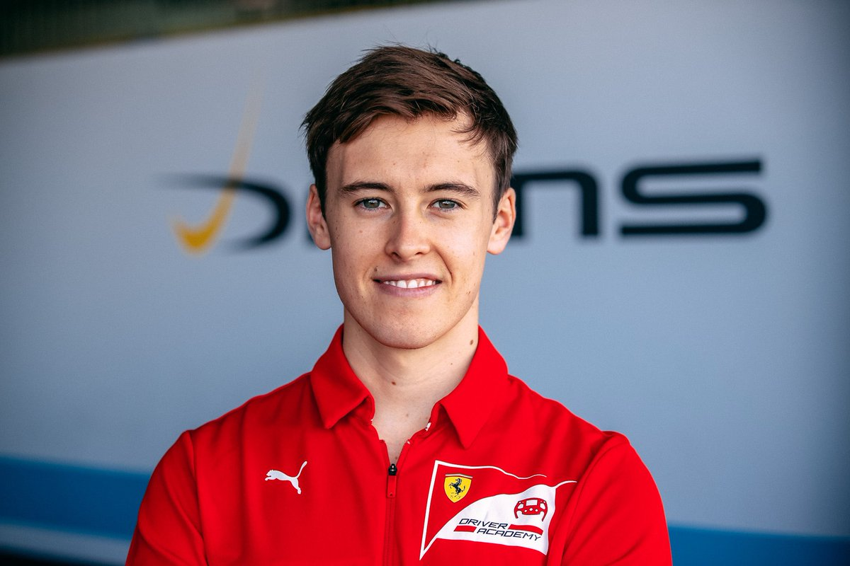 Replying to @MarcusArmstrng: Bonjour @damsracing 👋🏼 Pumped to be joining you guys in @FIA_F2 this year