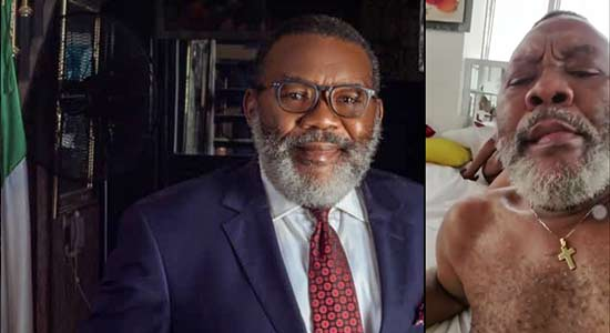 Why I Leaked 'Sex Tape' of President @MBuhari's Appointee – 20-year-old suspect | Sahara Reporters  In the video, Amadi, a lawyer and Federal Commissioner, Imo State Office of the Public Complaints Commission, was seen videoing himself in the... READ MORE: https://t.co/Wwm4tSXzfV https://t.co/pojCdOKylX
