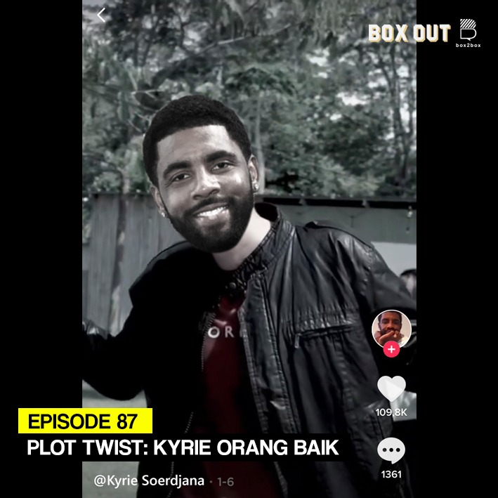 Plot Twist: Kyrie Irving is a good dude.   #BoxOutID 87 delves into the morality of Kyrie, White House - NBA player relations post-inauguration, and a whole lotta basketball.  Always wait till the end.