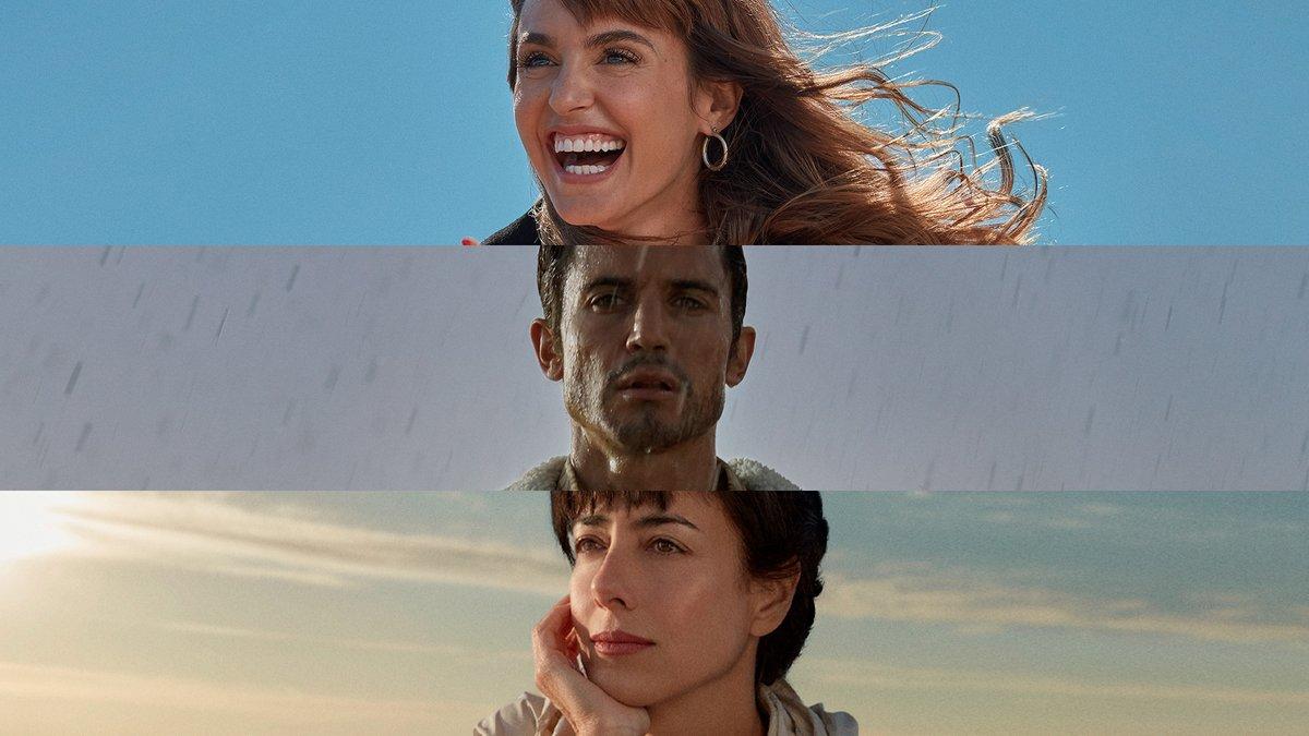 Empezaron esta aventura solos, pero ya nunca podrán separarse. #3Caminos, ya disponible en Prime Video.