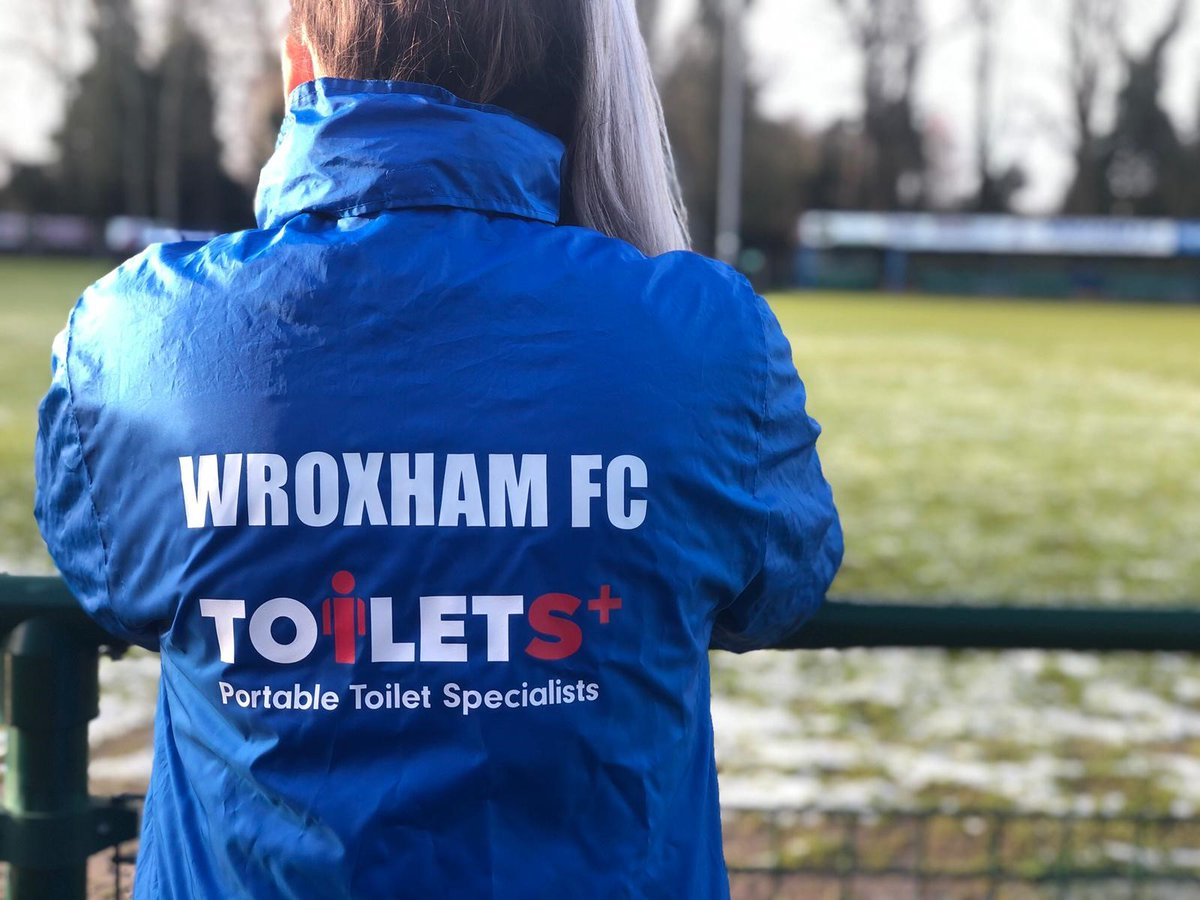 AND... we're also very proud to tell you about the Player Sponsorship of @RhianneBrister. A fantastic Striker, here she is sporting one of the new Toilets+ Wet Jackets.  Read about it here 👉://www.toilets.co.uk/toilets-show-support-for-yachtswomen/  #Toilets+ #Ahoy