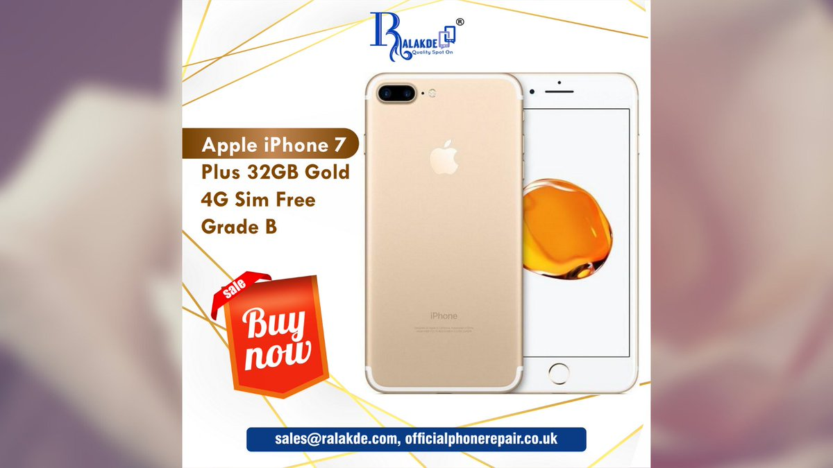 Good Condition. Fully Tested & 12 Months Warranty Included. Buy the IPhone 7 Plus today. More information at  #iphonesia #iphone6plus #iphonefact #factsoflife #fact #facts💯 #facts‼️ #truefacts