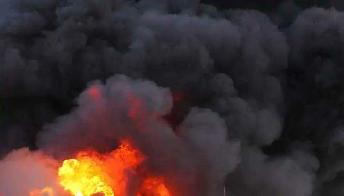 ಶಿವಮೊಗ್ಗವನ್ನು ತಲ್ಲಣಗೊಳಿಸಿದ ಬೃಹತ್ ಸ್ಫೋಟ  #Shivamogga #explosion